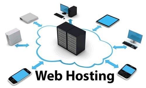 Server hosting